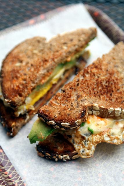 Bacon, Egg, And Cheese Sandwich, New York City Deli-Style Recipes ...