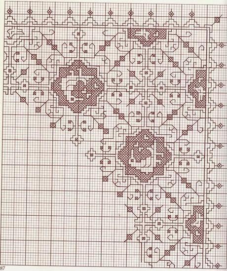 Ассизи схемы вышивки 28