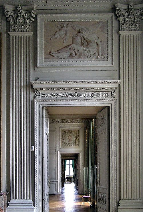 enfilade favourite interior spaces pinterest