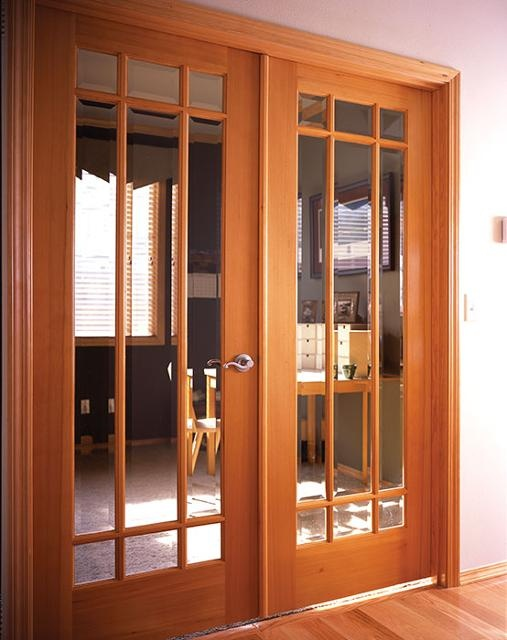 Interior Glass French Doors Basement Pinterest