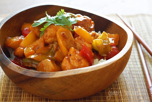 Thai Chicken and Pineapple Stir Fry | Eat | Pinterest