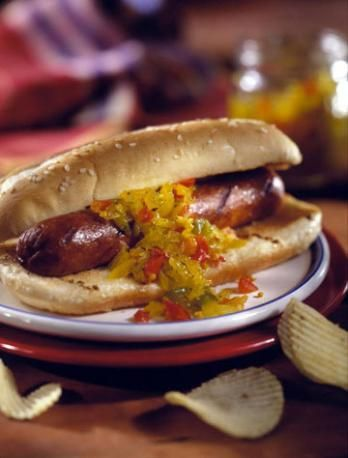 Sweet And Spicy Pickle Relish Recipes — Dishmaps