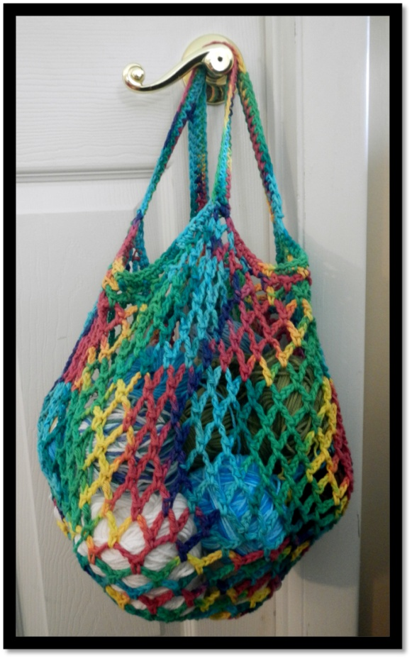Crochet Market Bag Pattern Free : Crochet Market Bag Crochet Pinterest