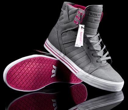 womens supra skytop shoes I