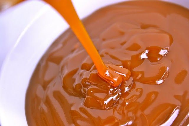 Caramel Sauce | delicious | Pinterest