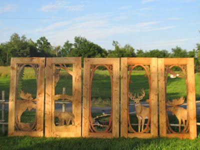 build your own screen door