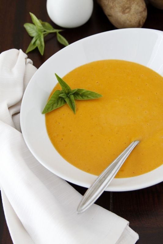Cream of Tomato Soup - @bellalimento http://www.bellalimento.com/2011 ...