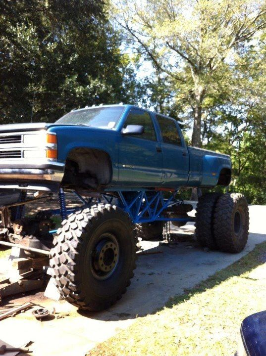 Cheap Mud Tires For Trucks >> 1000+ images about Chevy dually on Pinterest | Chevy, Chevy 4x4 and Trucks
