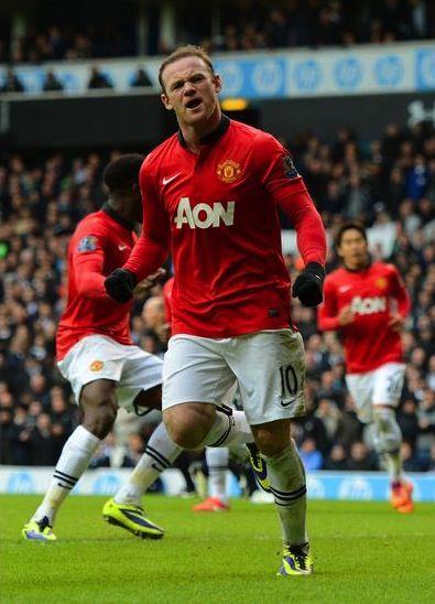 Wayne Rooney X5