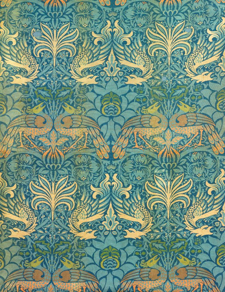 William Morris Design For The Walls Pinterest