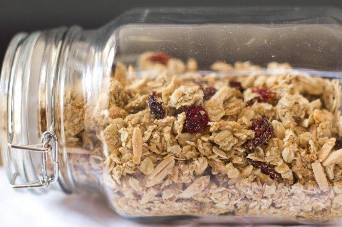 Easy, Healthy, Homemade Granola | Recipe