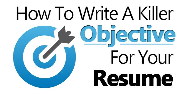 How To Write Resume Objective For Internship