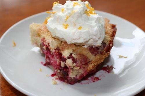 Nantucket Cranberry Pie | Something Sweet | Pinterest