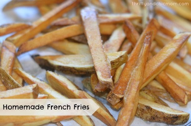 pics of french fries