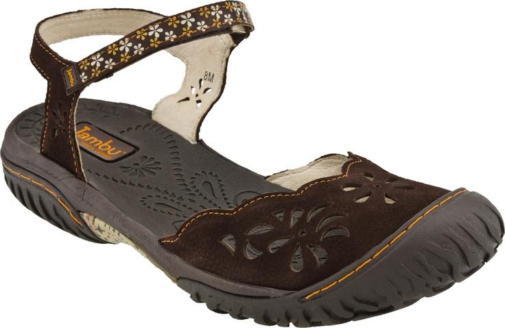 Creative Women39s Terry BrownOrange ClosedToe Sandal  Clothing Shoes