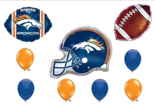 Denver Broncos Peyton Manning Football Birthday Party Balloons Decorations Supplies , http://www.amazon.com/dp/B009CFR9LW/ref=cm_sw_r_pi_dp_xJ5vqb101GEKD