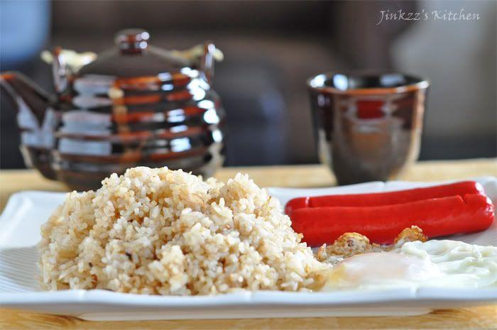 Garlic fried rice, sinangag Sa bawang | Bringing back my roots | Pint ...