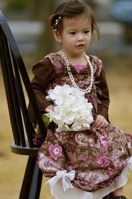 Super cute toddler dress!
