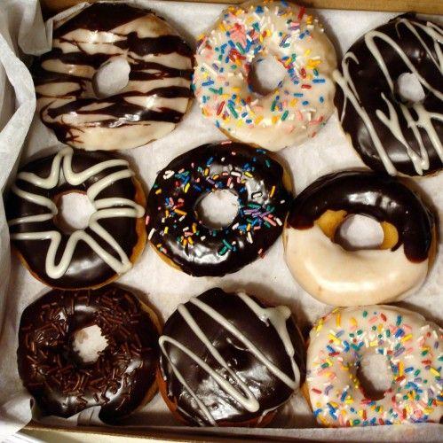 Crispy and Creamy Donuts/ Doughnuts