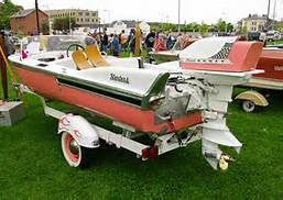 Boat With Fins Fins Rear Ends Pinterest