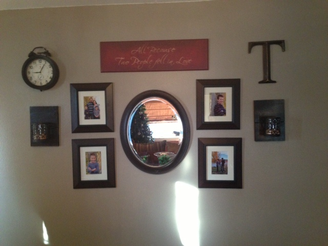 Dining Room Wall Home Decor Ideas Pinterest