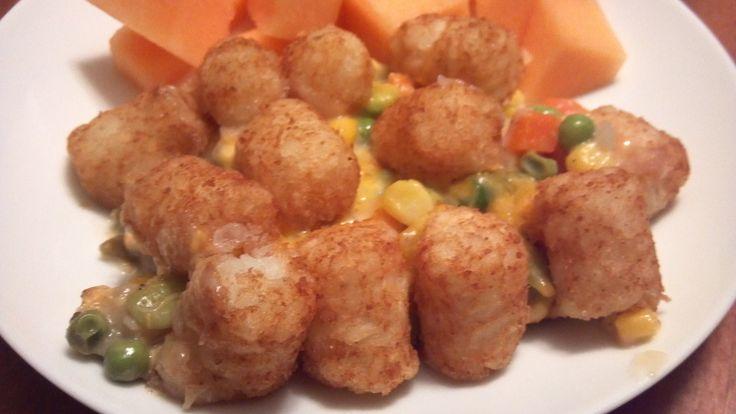 tater tot casserole 3 | Recipes | Pinterest