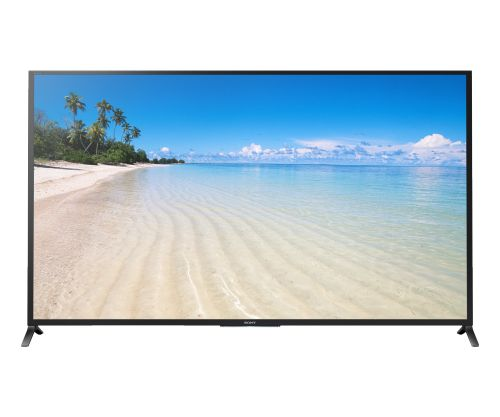 "New from #CES2014: 69.5"" (diag) W850B Premium LED HDTV"