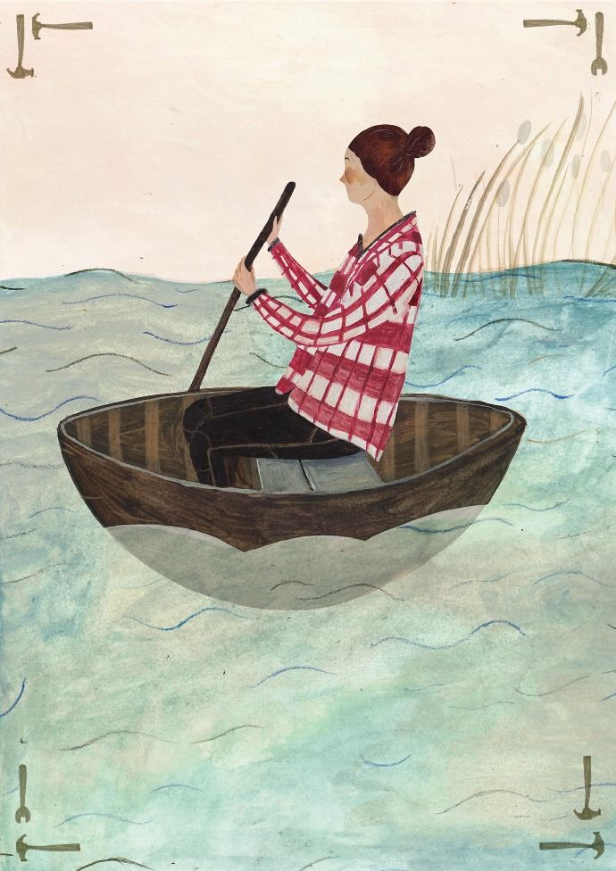 Katie Hartnett, Coracle