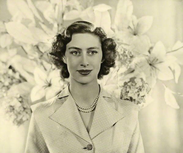 Princess Margaret History Pinterest