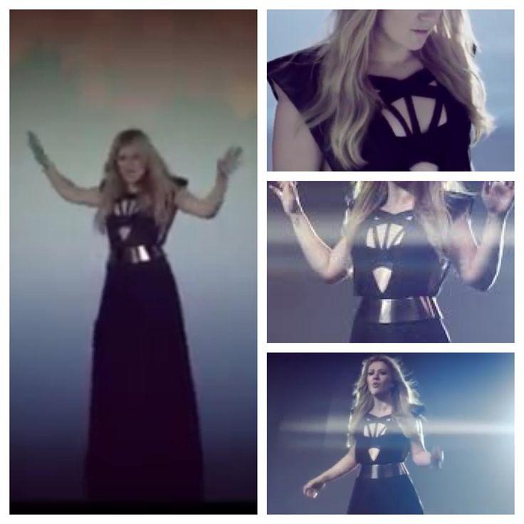 Dress Kelly Clarkson s...