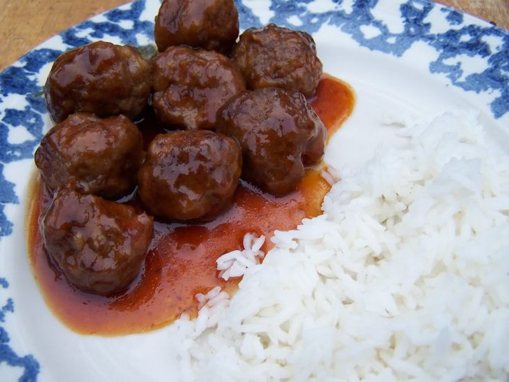 Asian Meatballs via @Natalie | Cooking for My Kids