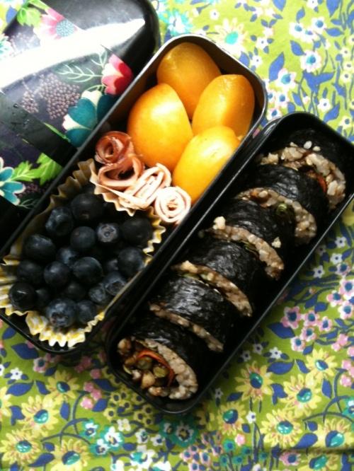 kimbap | Savoury | Pinterest
