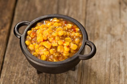 50-Calorie Summer Corn Relish: Perfect topping for burgers, tacos & more!