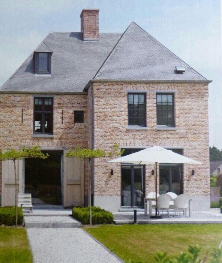 Pin by guusje barlot on huis en interieur pinterest - Huis exterieur ...