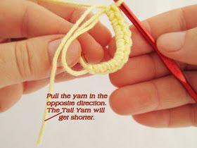Crochet Parfait: Magic Circle