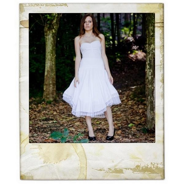 VIVIFROMAGE robe de mariée Sophie XS à L