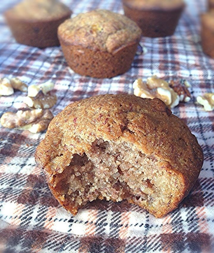 Vegan Banana Bread Muffins Recipes — Dishmaps