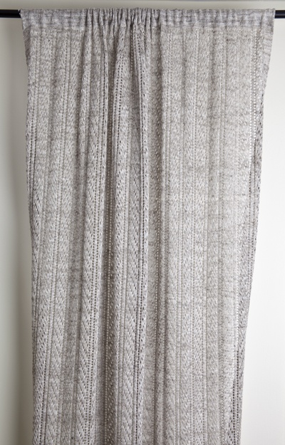 Knitted Linen Curtains