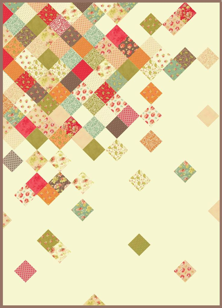 Ideas For Quilting : charm quilt idea Quilting Ideas Pinterest