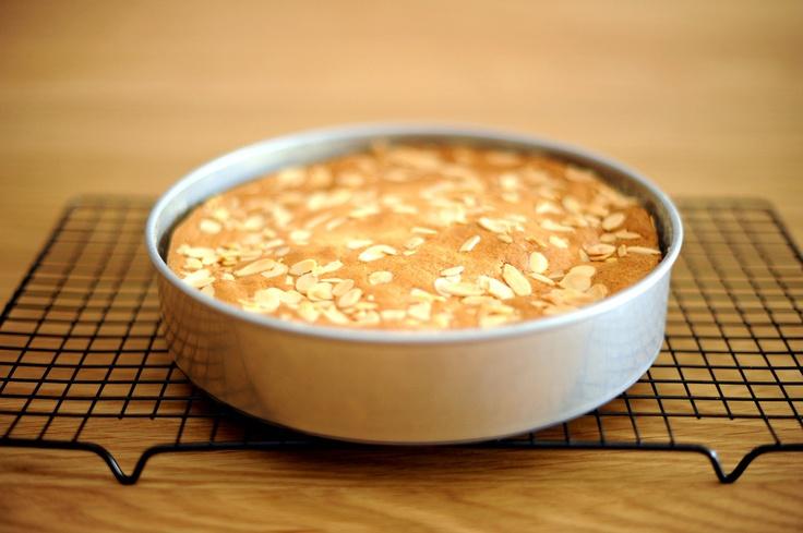Almond-Lemon Torte by Sassy Radish | desserts and sweets | Pinterest