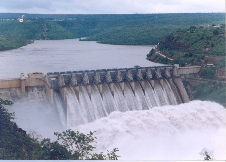 Image detail for -... dam- the Bhakra Nangal dam which is situated in Himachal Pradesh