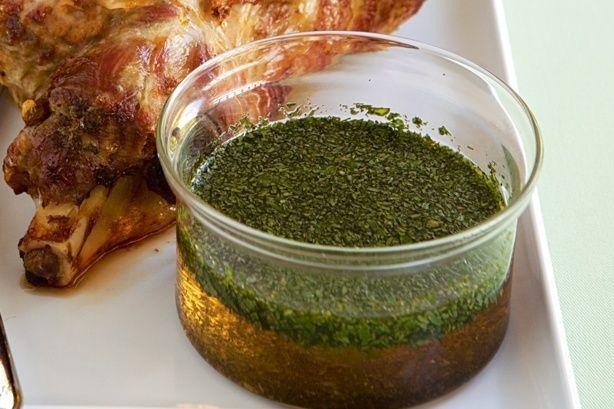 ... . Serve mint sauce with roast leg of lamb, lamb chops or steamed peas