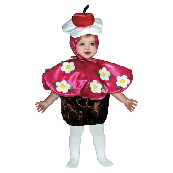 Infant Cupcake Costume by MJSpiritWear on Etsy, $29.95