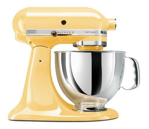 Kitchenaid Artisan Stand Mixer In 24 Retro Colors