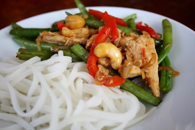 Stir Fry Lemongrass Chicken | Food Finds | Pinterest