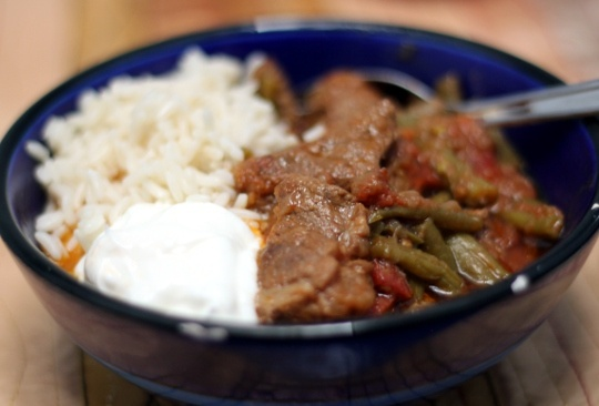 Slow roasted Turkish lamb stew. We are big eaters of food from Europe ...