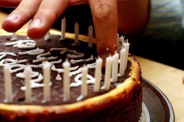 Brownie Mosaic Cheesecake by Smitten Kitchen