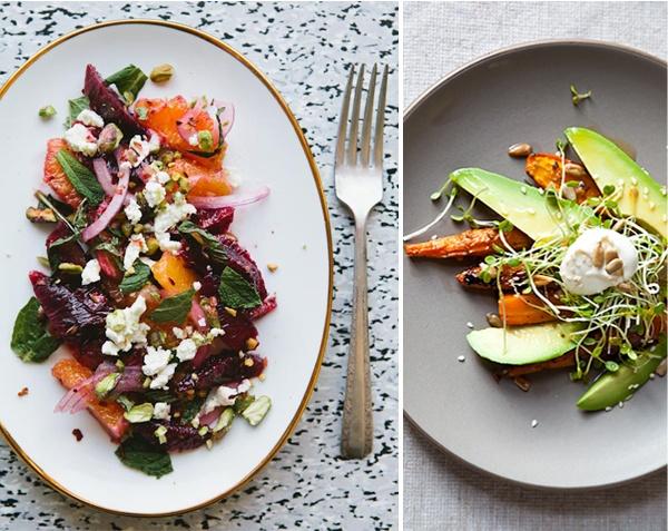 Carrot avocado Salad | Recipes | Pinterest