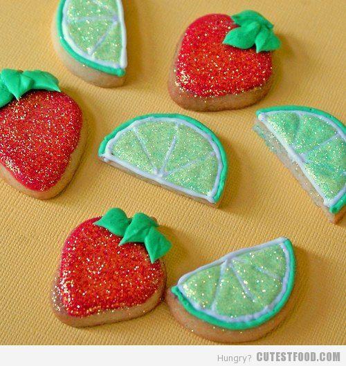 Margarita Cookies | Dezerts worth eating | Pinterest