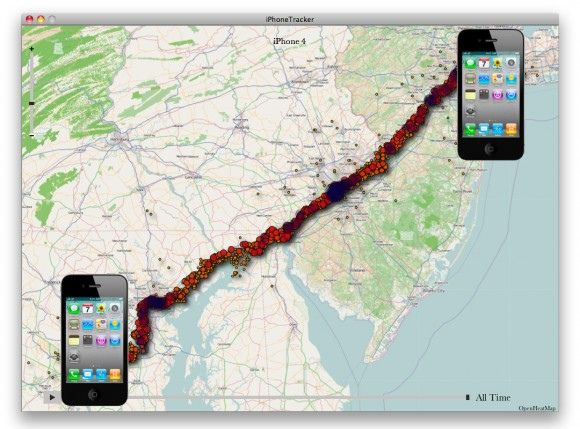 iphone tracking by government